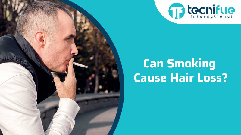 Can Smoking Cause Hair Loss?