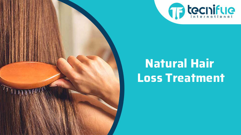 Natural Hair Loss Treatment