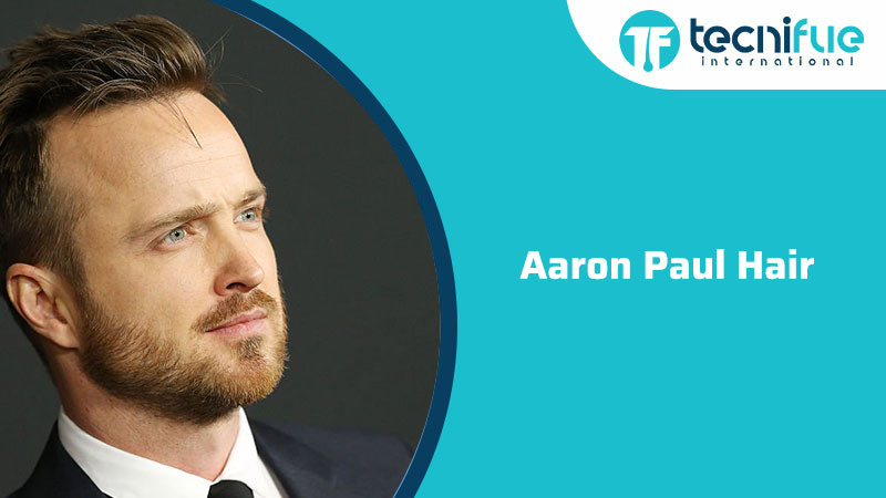 Aaron Paul hair , Aaron Paul Hair