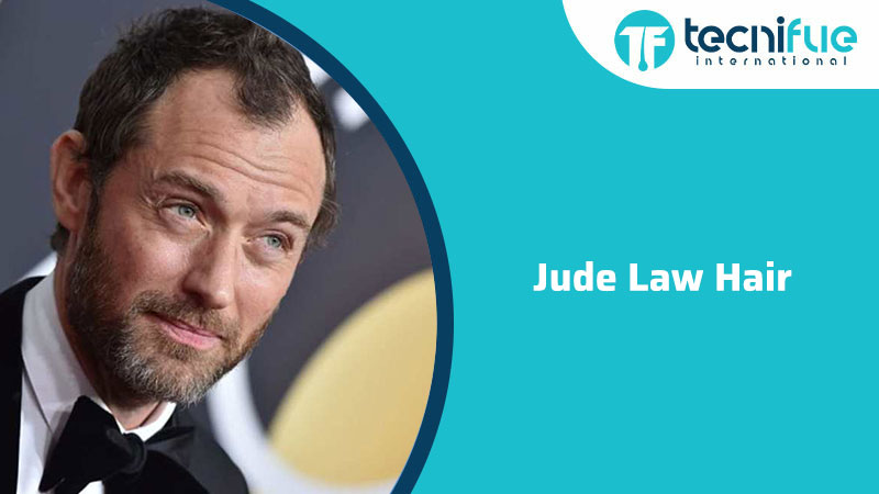 Jude Law Hair, Jude Law Hair