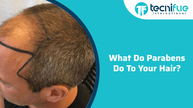 What Do Parabens Do To Your Hair?
