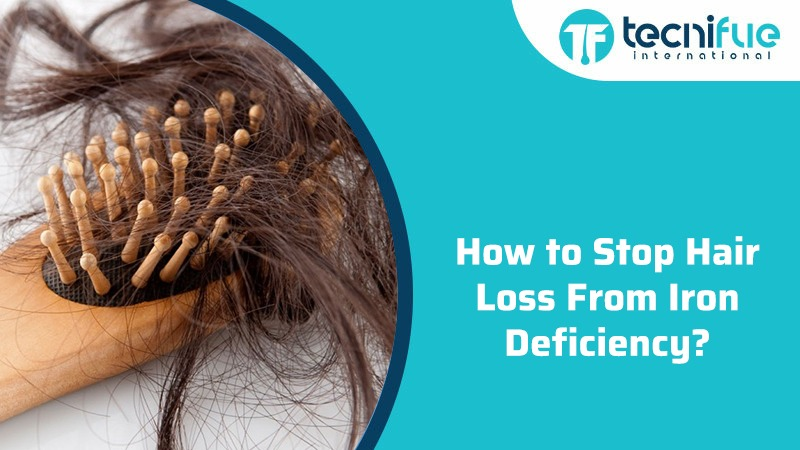 How To Stop Hair Loss From Iron Deficiency?